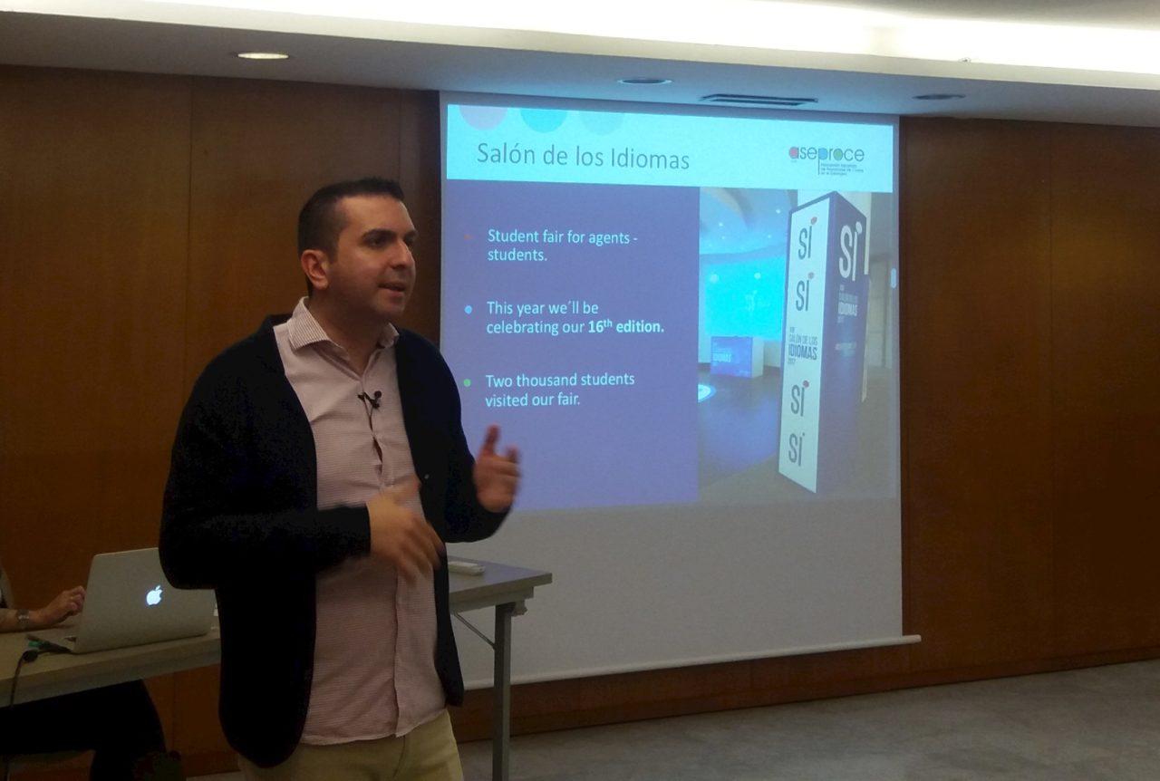 Spanish agency association announces group leader training course
